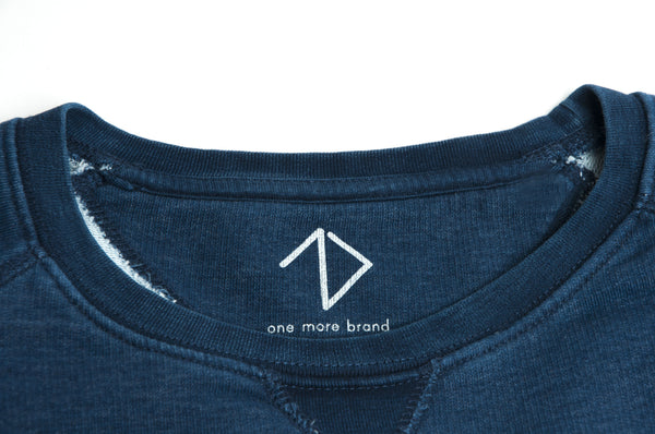 Logo Sweatshirt women - Denim Blue