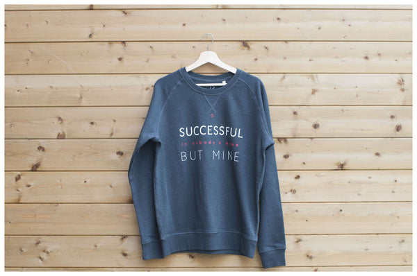 Successful man - Dark Heather Grey - One More Brand