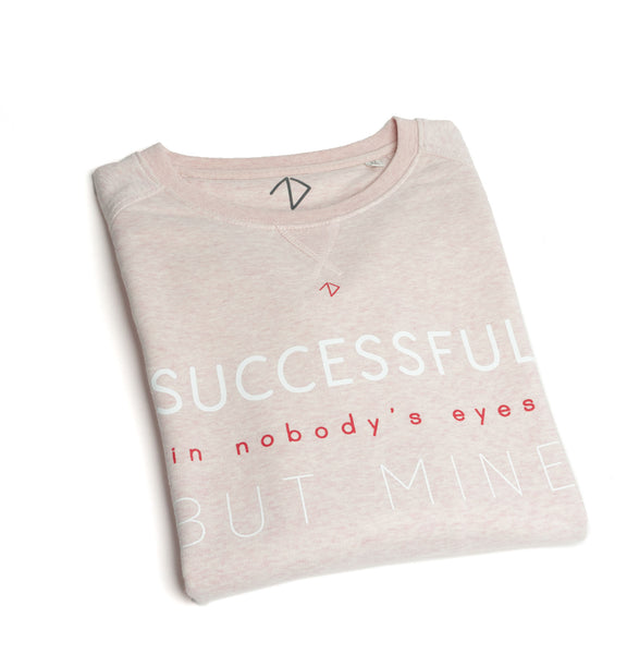 Successful woman - Cream Heather Pink - One More Brand