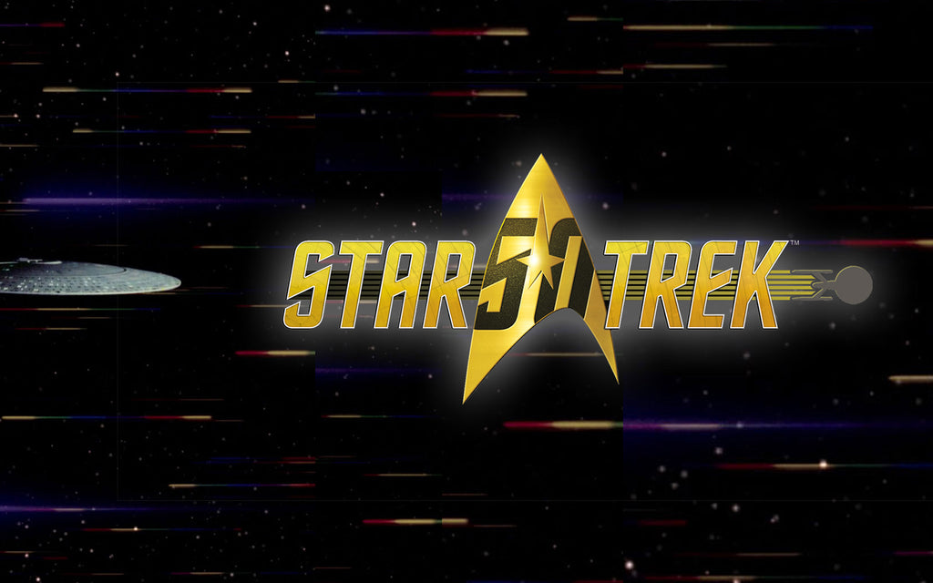 Star Trek : 50th anniversary