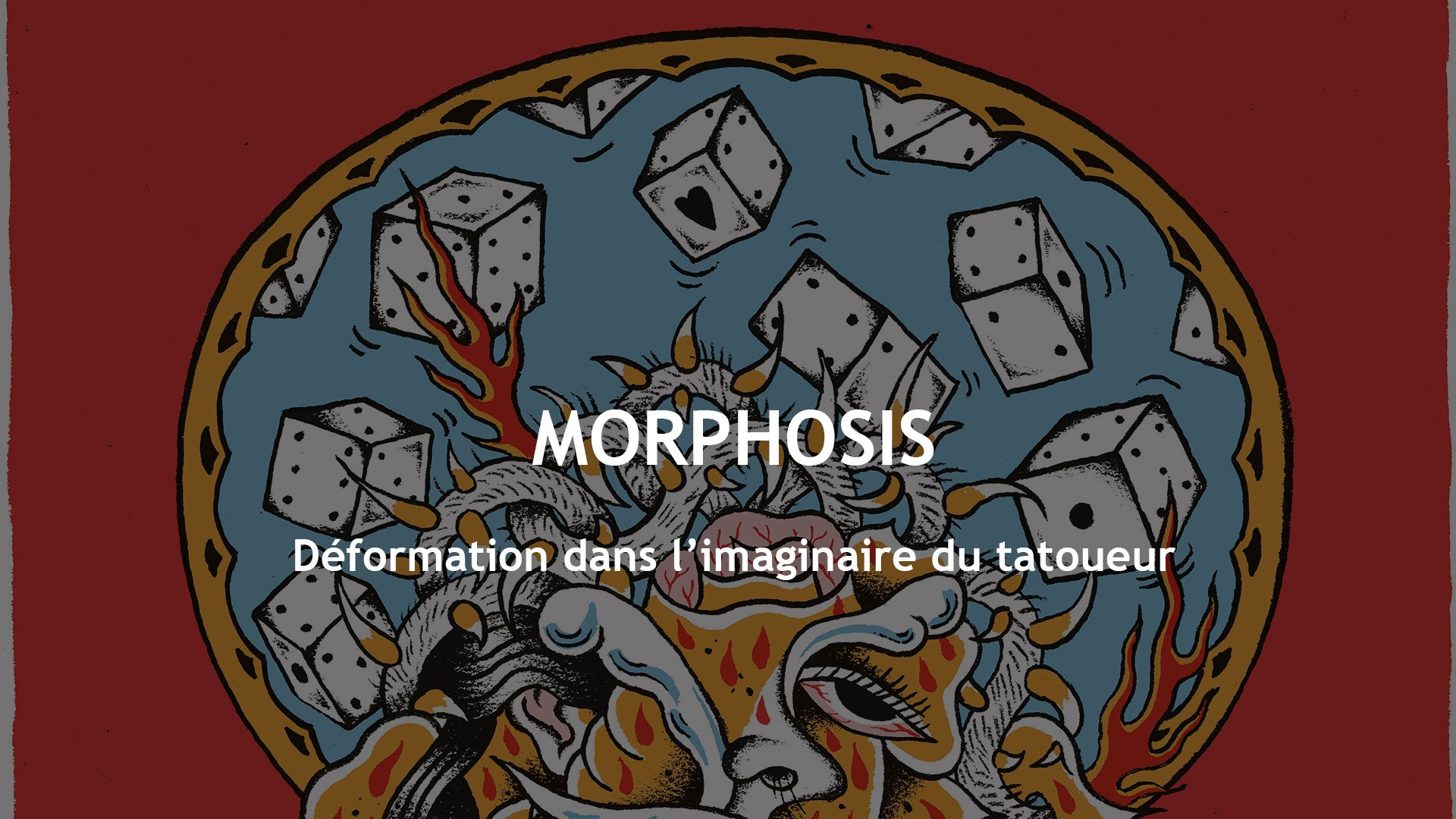 Morphosis - Art Show @French Paper Gallery
