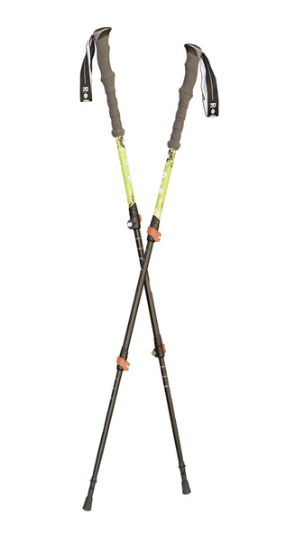 Trekking/Hiking Poles - Lightweight, Adjustable - Rosie & Bailey