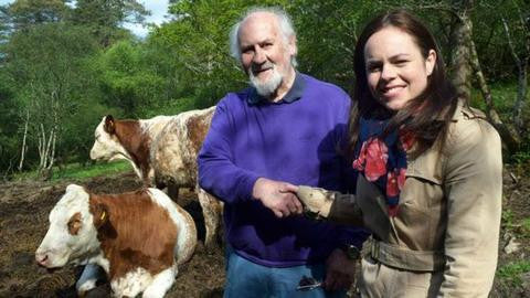 Farmer awarded £2,450 compensation for cow killed by train