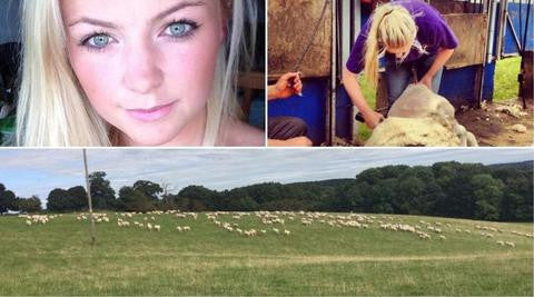 Young farmer makes emotional plea after around 200 ewes and lambs are stolen from farm - £5,000 reward offer