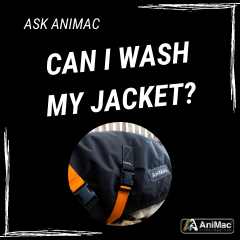 Ask AniMac How do I care and wash my calf jacket and calf blanket?