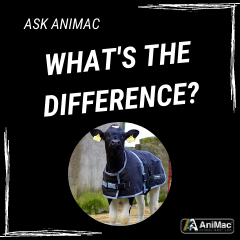 Ask AniMac what is the difference between calf jackets and calf blankets?