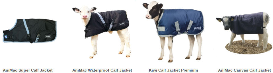 Calf Jacket Range