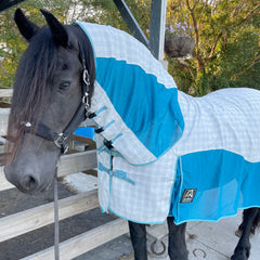 Allrounder Fly Rug Combo | Big Horse