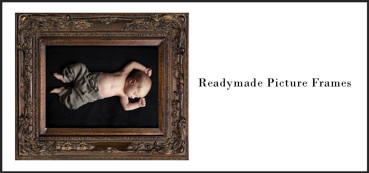 Readymade picture frame