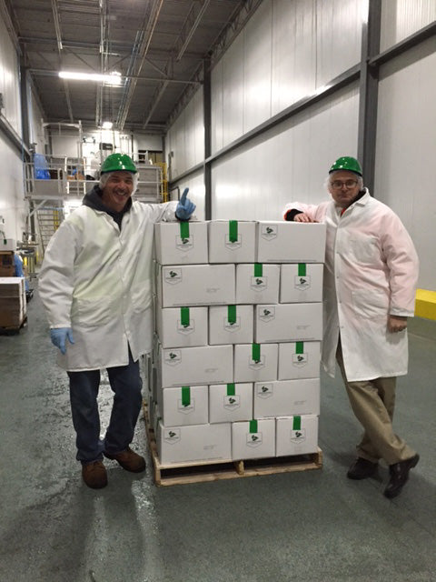 processing and packaging at cornerstone premium foods
