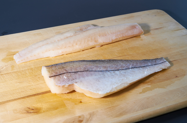 Haddock Fillets, Skin-On