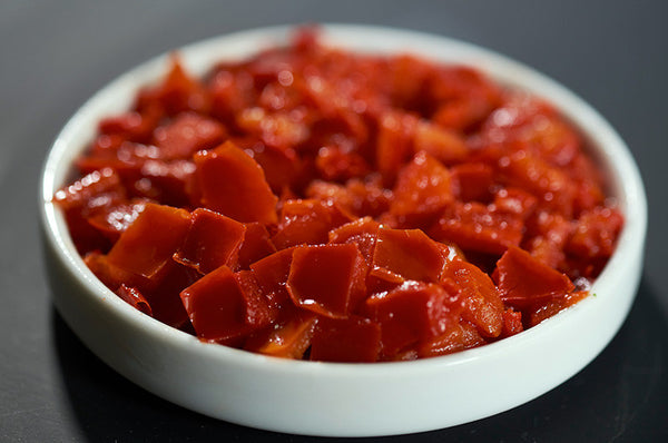 Diced Red Peppers