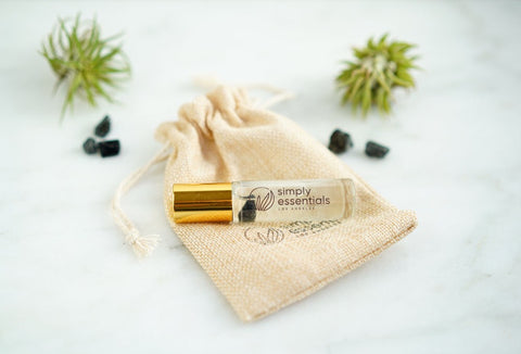 Simply Soothe: Pain Relief Essential Oil Blend