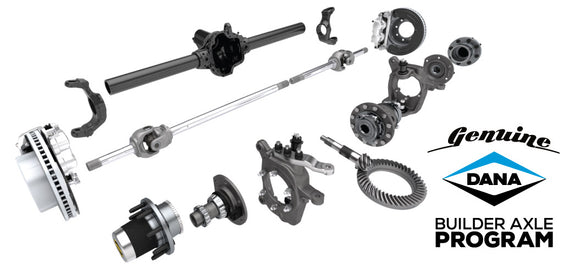 Ultimate Dana 60 Parts
