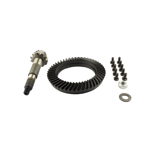Dana 44 Ring and Pinion Low Pinion 4.56 Thin Uses 3.92 and Up Carrier