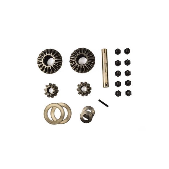 Dana 30 Front Open Differential Gear Kit 27 spline (Side Gears, Spider Gears, Cross Pin, etc.)