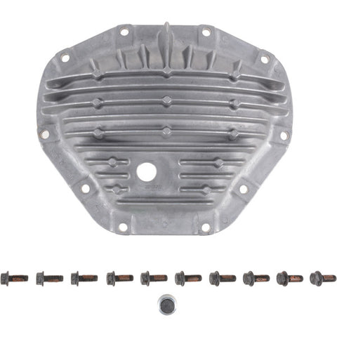 Dana 80 Differential Cover Aluminum Finned
