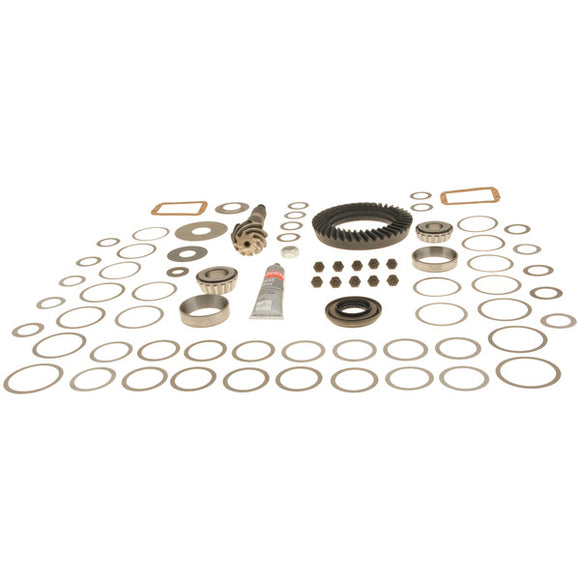 Dana 30 Ring and Pinion High Pinion 4.56 Thin Uses 3.73 and Up Carrier With Install Kit