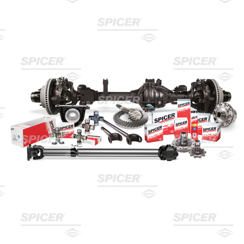 Dana 60 Eaton E-locker 35 spline 4.56 & Up