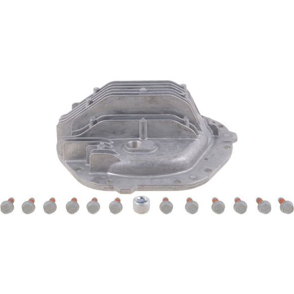 Nissan Dana 44 Differential Cover Aluminum Finned