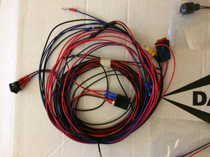 Ultimate Dana 44 / Dana 60 Eaton E-Locker Wiring Harness
