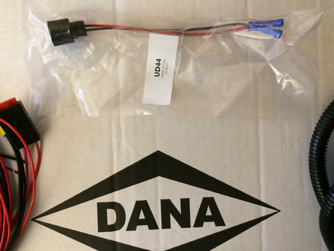 Ultimate Dana 44 Dana 60 Eaton E Locker Wiring Harness Down To Fab
