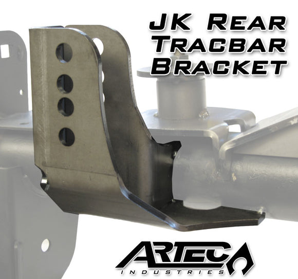 JK Rear TrackBar Bracket 3.5 Inch Diameter