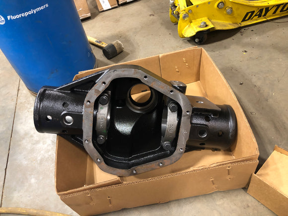 Dana Super 60 Front High Pinion Center Differential Housing 4.000