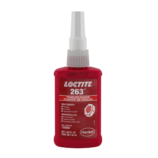 LOCTITE 263 Threadlocker 50 mL