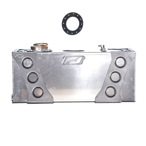 Jeep TJ/LJ Aluminum Fuel Cell 15 Gallon Package 97-06 Wrangler TJ/TJ Unlimited Motobilt