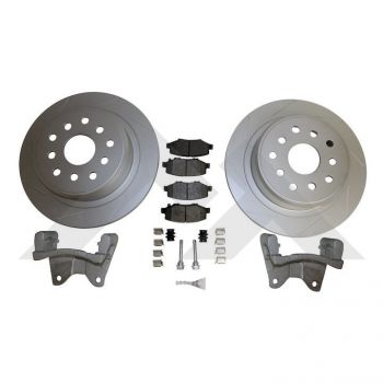 Big Brake Kit Rear 2007 - 2018 Jeep JK / JKU