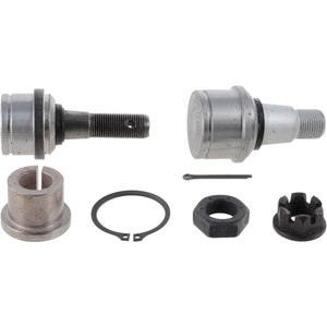 Dana 60 Ball Joint Set Upper and Lower 1992 - 2004 Ford F-250 F-350 F-450 F-550 and 1994 - 1999 Dodge Ram 2500 3500