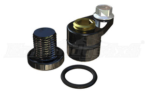 Teraflex JK Rubicon Dana 44 Locker Sensor and Actuator Plug Kit