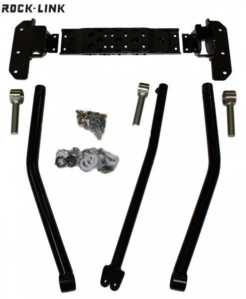 XJ Rock Link Front 3 Link Long Arm Upgrade