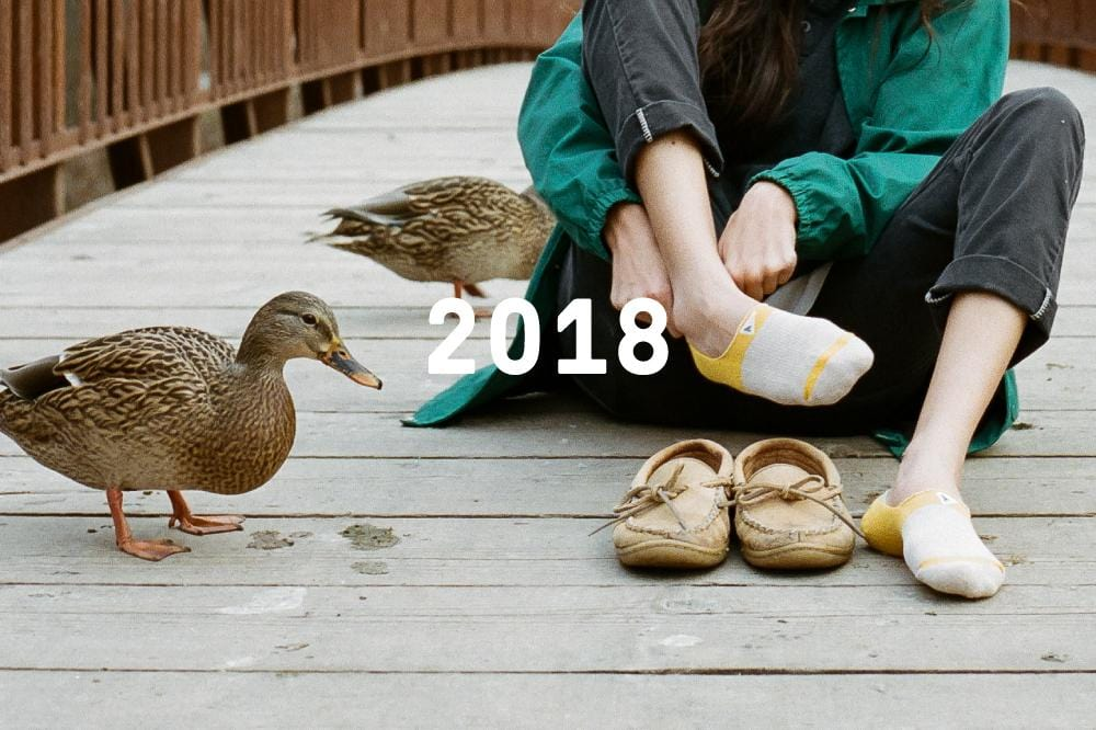 Looking Back on Year #1 and Welcoming 2018