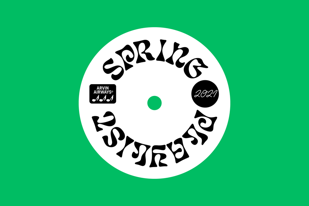 Arvin Airways - Spring Playlist