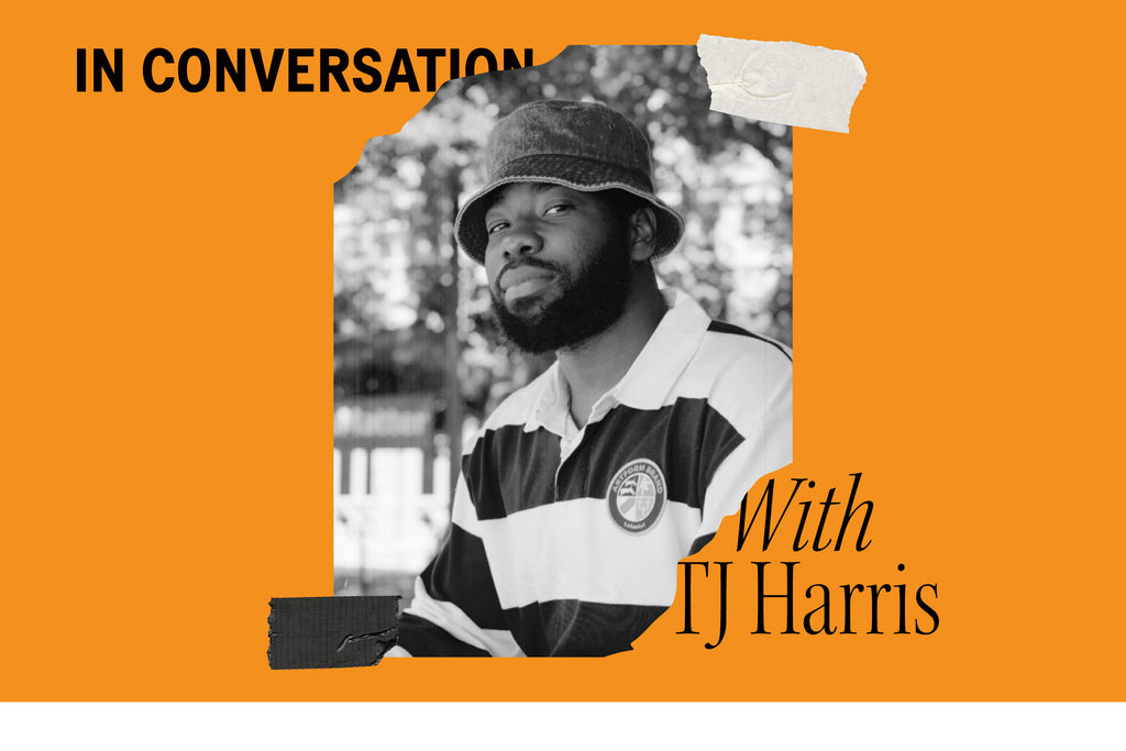 Friend of the People: An Interview with TJ Harris
