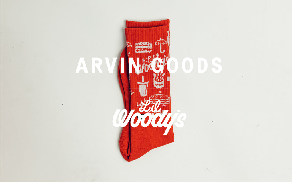 Arvin Goods x Lil Woody's - Seattle