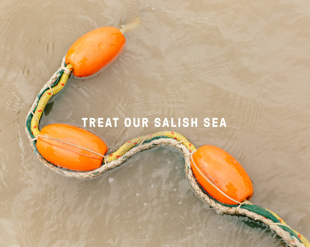 Treat Our Salish Sea