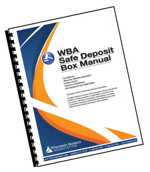 Safe Deposit Box Manual