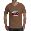 1970s Red Chevy Camaro Z28 SS RB Mens T-Shirt