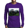 4x4 Truck Festival Car Mens Long Sleeve T-Shirt