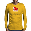 911:What is your emergency ...Ilove you, hang up no you hang up first hang up! Mens Long Sleeve T-Shirt