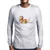 Abstract Bird 2 Mens Long Sleeve T-Shirt