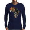 Africarte 2 Mens Long Sleeve T-Shirt