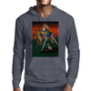ALICE IN WONDERLAND Mens Hoodie
