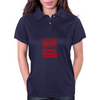 Any Real Racer Womens Polo