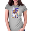 Archangel Michael Womens Fitted T-Shirt
