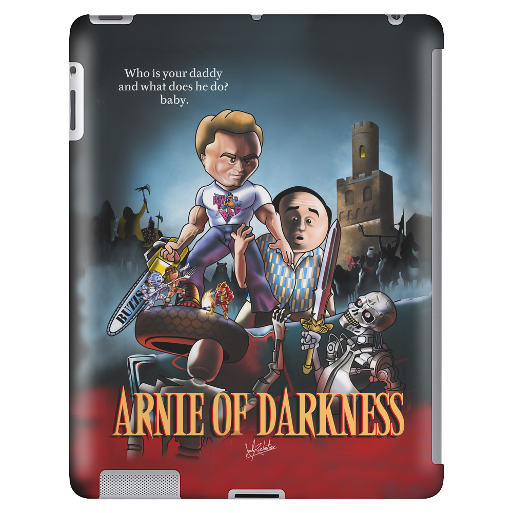 Arnie Of Darkness Tablet (vertical)