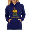 Australia Rugby 2nd Row Forward World Cup Womens Hoodie